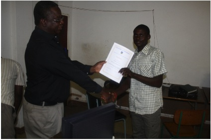 Harare GIS course