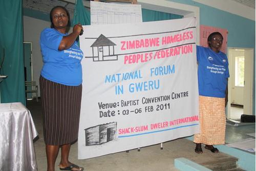 Zimbabwe forum 2011