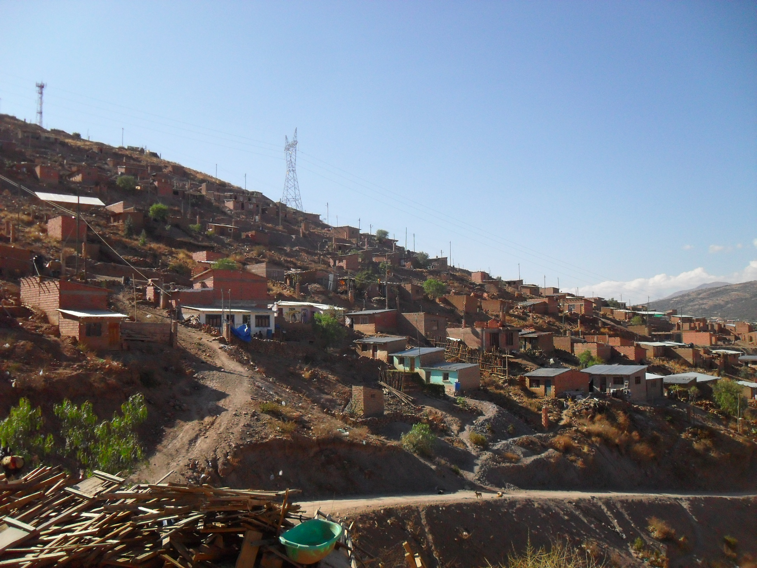 Brazilian exchange to Bolivia