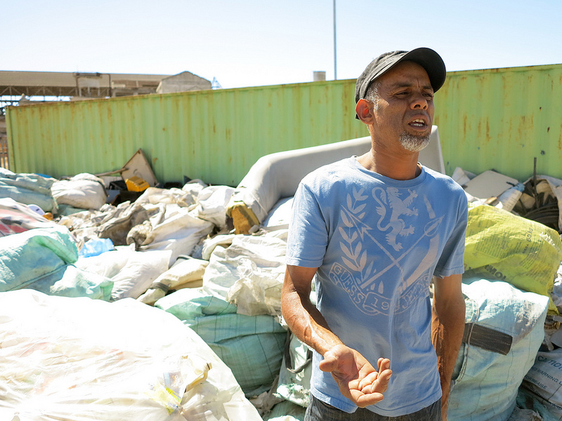 Ghana & SA Waste Management Exchange