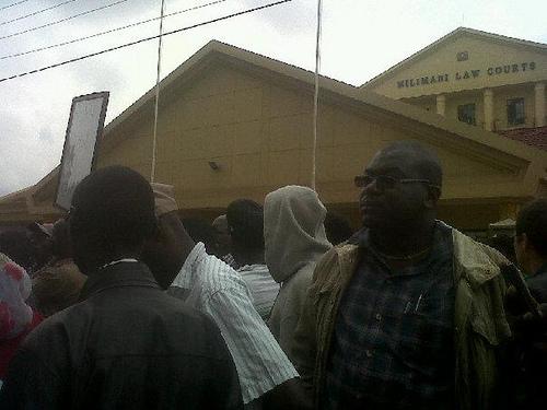 Remembering Benson Osumba