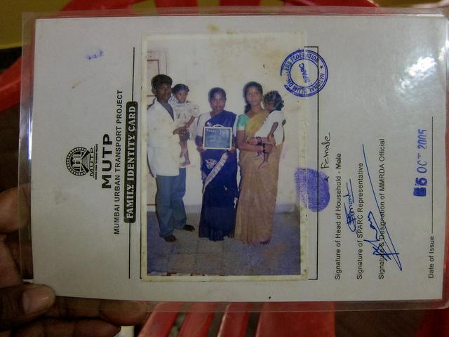 Self-Enumeration ID Card