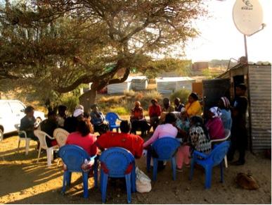 Southern Africa Regional Hub Mtg