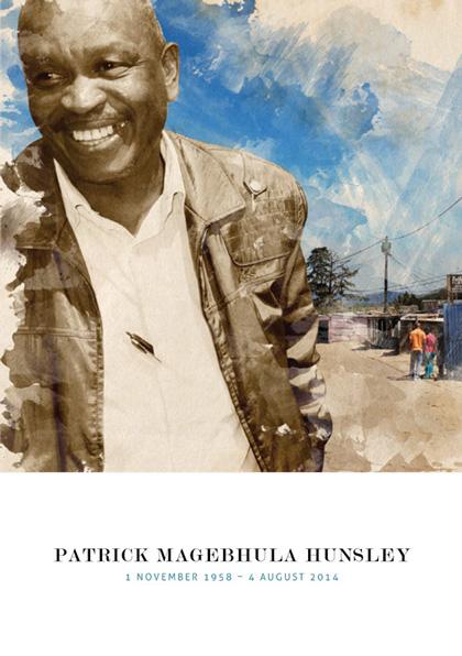 Patrick Magebhula Hunsley Memoir Booklet August 2014