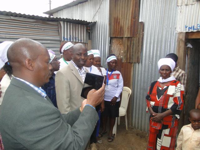 Kiambu Governor captures family image