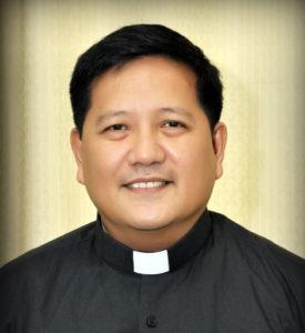 Fr. Rolando A. Tuazon, PACSII